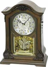 Rhythm CRH209UR06 American Pride Musical Mantel Clock