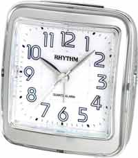 Rhythm CRE824UR19 Nightbright Quiet Sweep Alarm Clock