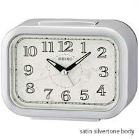 Seiko QHK056SLH Alarm Clock