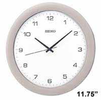 Seiko QXA137SLH Modern Wall Clock