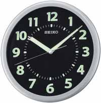 Seiko QXA435SLH Luminous Wall Clock
