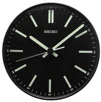 Seiko QXA521JLH Contemporary Luminous Wall Clock