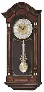 Seiko QXH004BLH Chiming Wall Clock