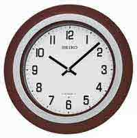 Seiko QXM547BLH Easton Musical Wall Clock