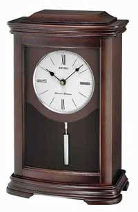 Seiko QXQ013BLH Chiming Mantel Clock