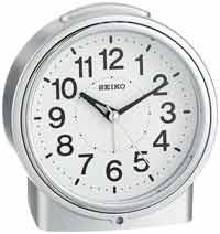 Seiko QHE117SLH Quiet Sweep Alarm Clock