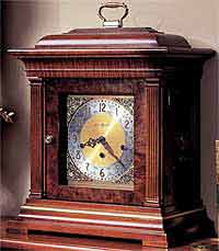 Howard Miller Thomas Tompion 612-436 Mantel Clock
