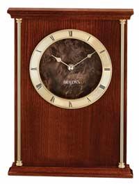 Bulova B1704 Achievement Desk Clock