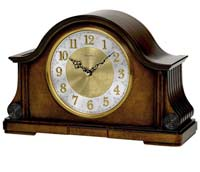 Bulova B1975 Chadbourne II Chiming Mantel Clock