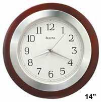 Bulova C4228 Reedham Wall Clock