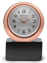 Bulova B5015 Sphere Tabletop Clock
