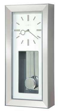 Howard Miller Chaz 625-614 Contemporary Wall Clock
