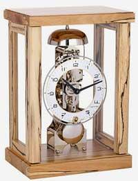 Hermle Brayden 23056-T30791 Ice Beech Mantle Clock
