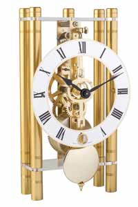Hermle Mikal 23020-500721 Keywound Table Clock