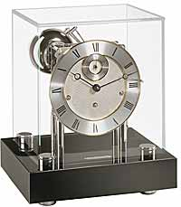 Hermle 22801-740352 Chigwell Keywound Mantel Clock