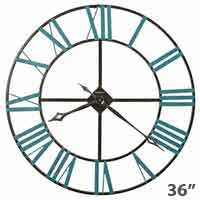 Howard Miller St. Clair 625-574 Large Wall Clock