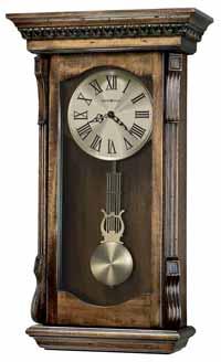 Howard Miller Agatha 625-578 Chiming Wall Clock