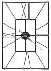 Howard Miller Park Slope 625-593 Large Wall Clock