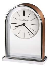 Howard Miller Milan 645-768 Contemporary Desk Clock