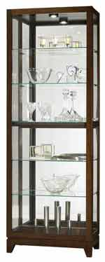 Howard Miller Luke 680-588 Curio Cabinet