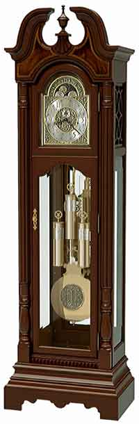 Howard Miller Bretheran 611-260 Grandfather Clock