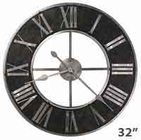 Howard Miller Dearborn 625-573 Large Wall Clock