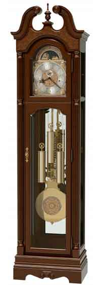 Howard Miller Wellston 611-262 Grandfather Clock