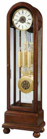 Ridgeway Dover 2569 Cherry Grandfather Clock