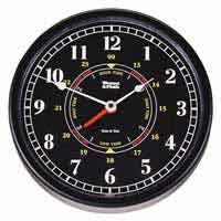 Weems and Plath Trident 440315 Time and Tide Wall Clock