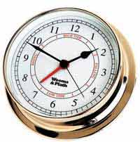 Weems and Plath 530300 Endurance 125 Time & Tide Clock