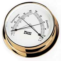 Weems and Plath 530900 Brass Endurance 125 Comfortmeter