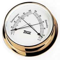 Weems and Plath 530900 Brass Endurance 125 Comfortmeter