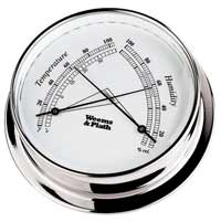 Weems and Plath 540900 Chrome Endurance 125 Comfortmeter