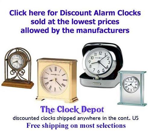 Seiko Qhr011slh R Wave Talking Alarm At The Clock Depot