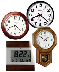 Atomic Wall Clocks
