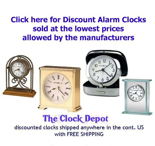 ALARM CLOCKS ON SALE