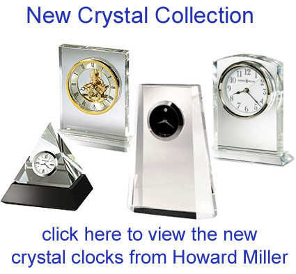 movado iconic crystal desk clock mcl000217m the clock depot rh theclockdepot com movado rotating desk clock