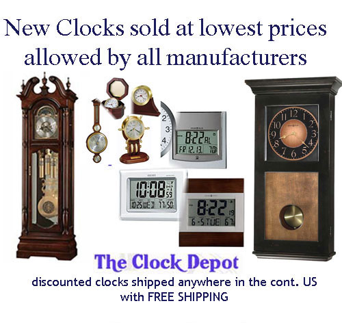 Atomic Clock Sale
