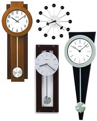 Contemporary Wall Clocks And Modern