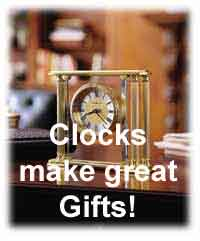 Desk and Table Clocks