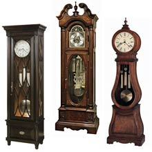 Grandfather clocks for sale