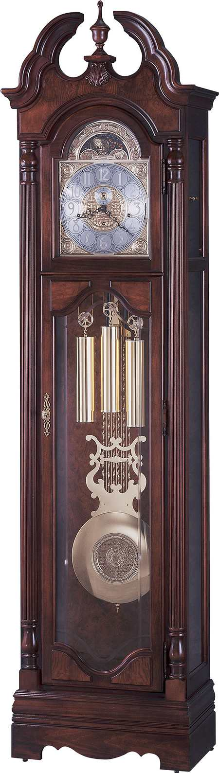 High Resolution Image of the Howard Miller Langston Grandfather Clock
