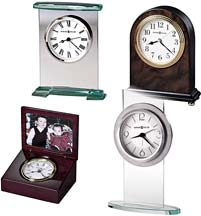Howard Miller Desk Clocks