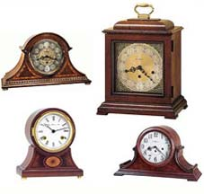 View Howard Miller Mantel Clocks