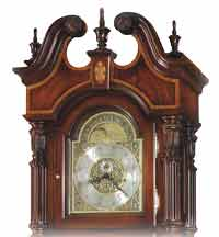 Howard Miller Presidential Grandfather Clocks