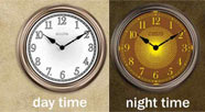 Illuminated Wall Clocks