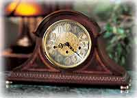 Keywound Mantel Clocks