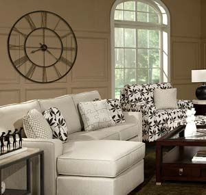 Large Wall Clocks - Enhance your home with a large wall clock.