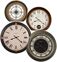 Beau Large Wall Clocks