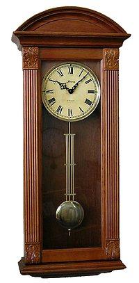 Loricron Gaithersburg Lc867 W Traditional Wall Clock